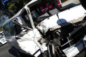 Taxi Flattened leaving 13 dead Pietermaritzburg