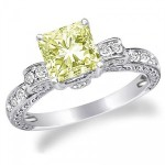 Canary-Diamond-Engagement-Rings