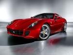 Christiano Ronaldos car collection Ferrari-599-GTB