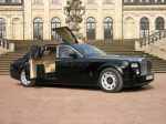 Christiano Ronaldos Phantom-Rolls-Royce