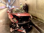 Ronaldos car crash